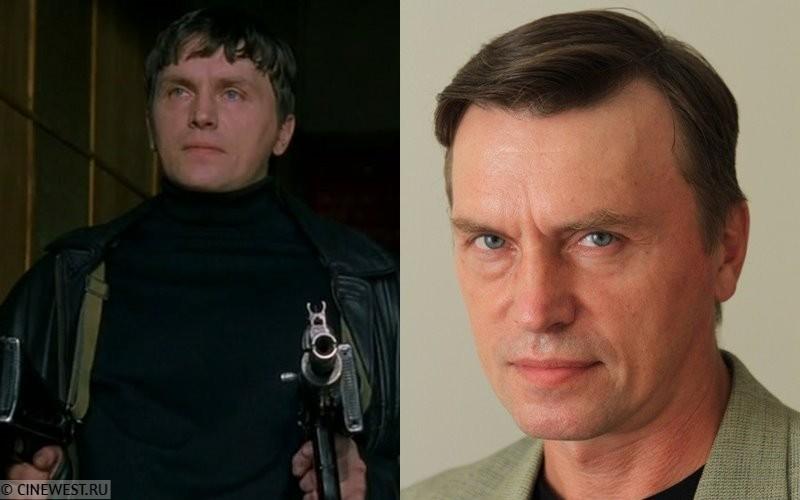Актёры сериала «Бригада» тогда и сейчас - Александр Высоковский (Макс Карельский)