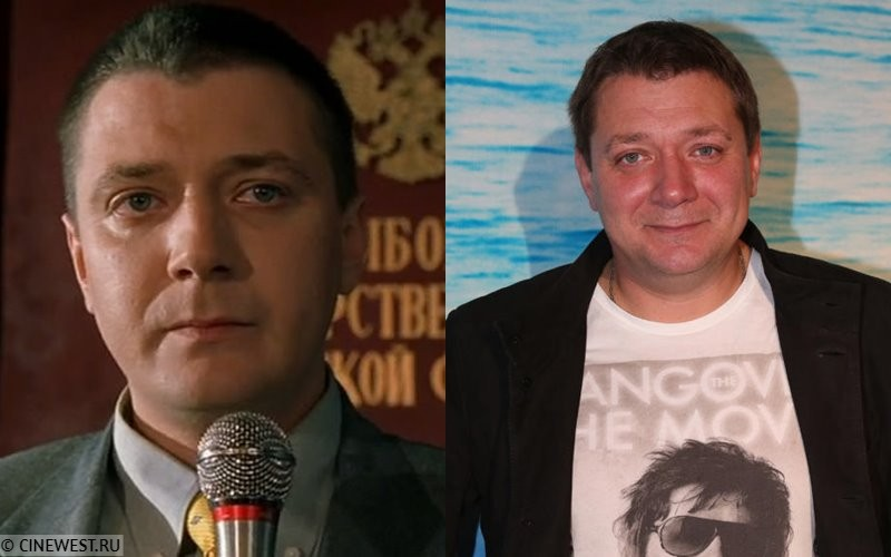 Актёры сериала «Бригада» тогда и сейчас - Ян Цапник (Артур Лапшин)