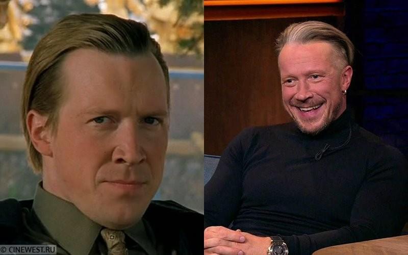 Актёры сериала «Бригада» тогда и сейчас - Алексей Кравченко (Игорь Введенский, подполковник КГБ)