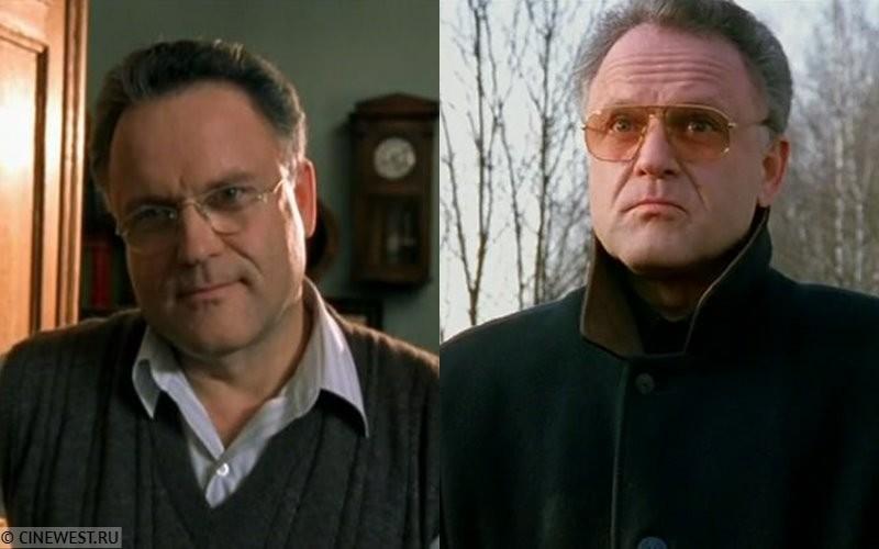 Актёры сериала «Бригада» тогда и сейчас - Николай Ерёменко-младший (отец Космоса)