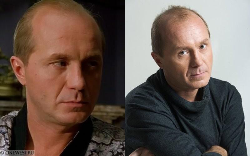 Актёры сериала «Бригада» тогда и сейчас - Андрей Панин (опер Каверин)