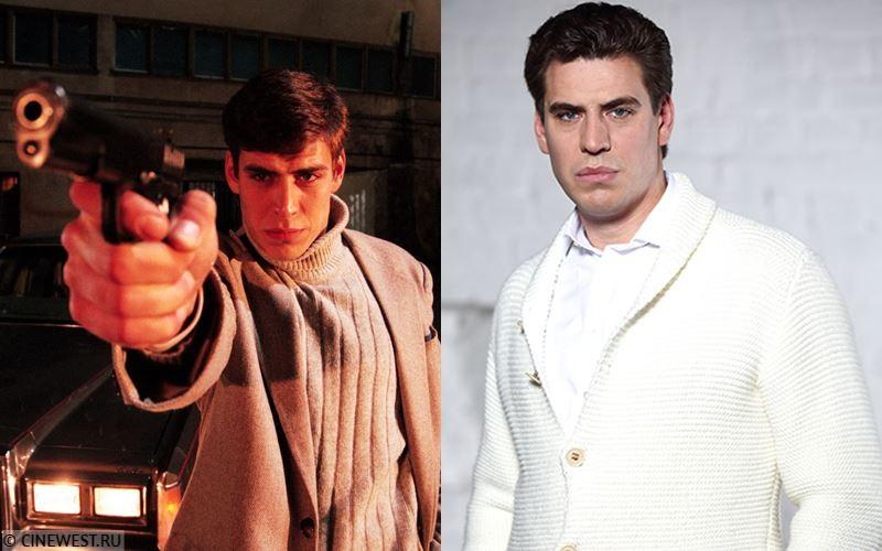 Актёры сериала «Бригада» тогда и сейчас - Дмитрий Дюжев (Космос Холмогоров)