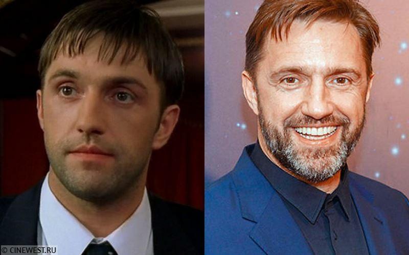 Актёры сериала «Бригада» тогда и сейчас - Владимир Вдовиченков (Валерий Филатов/Фил)