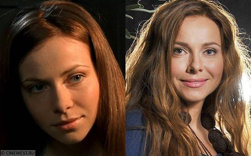 Актёры сериала «Бригада» тогда и сейчас - Екатерина Гусева (Ольга Белова, жена Саши Белого)