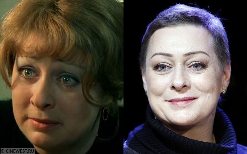 Актёры сериала «Бригада» тогда и сейчас - Мария Аронова (Катя)