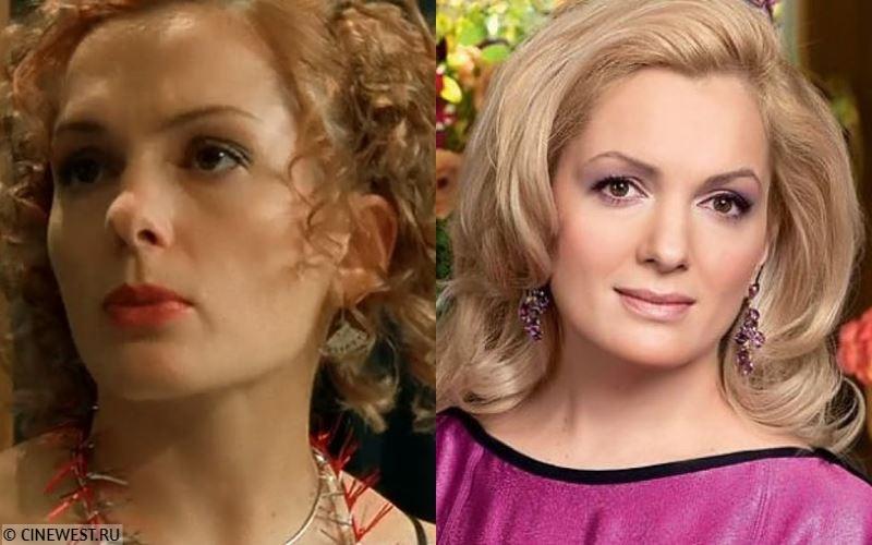 Актёры сериала «Бригада» тогда и сейчас - Мария Порошина (Тамара Филатова, жена Фила)
