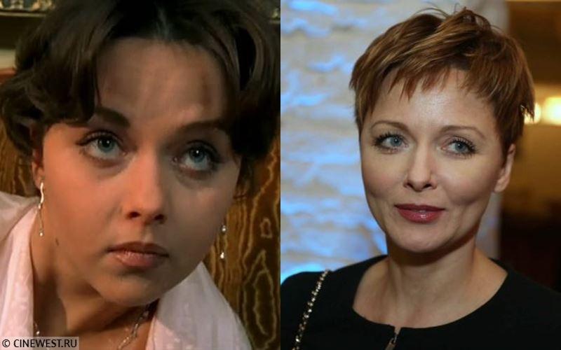 Актёры сериала «Бригада» тогда и сейчас - Дарья Повереннова (Надя, мачеха Космоса)