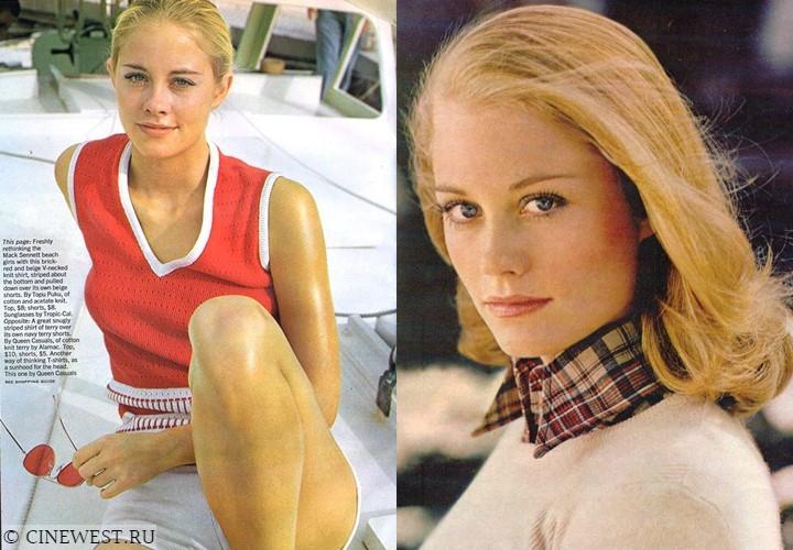 Актрисы, которые работали моделями - Сибилл Шепард
