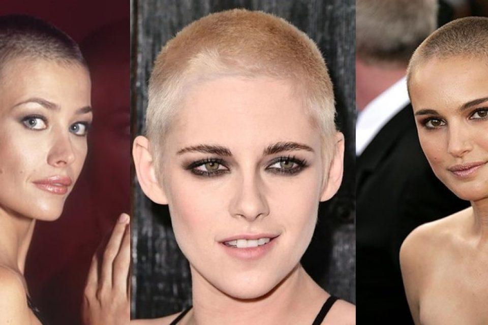 Лысые, но красивые: 15 актрис, которые не побоялись остаться без волос