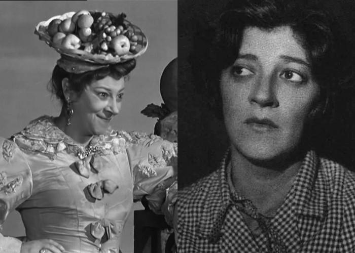 Советские и российские актрисы без актёрского образования - Фаина Раневская