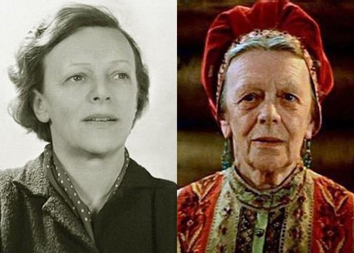 Советские и российские актрисы без актёрского образования - Татьяна Пельтцер