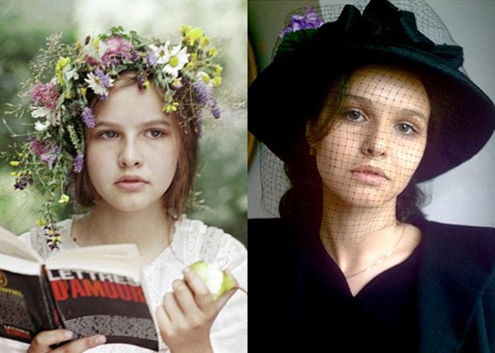 Советские и российские актрисы без актёрского образования - Татьяна Друбич