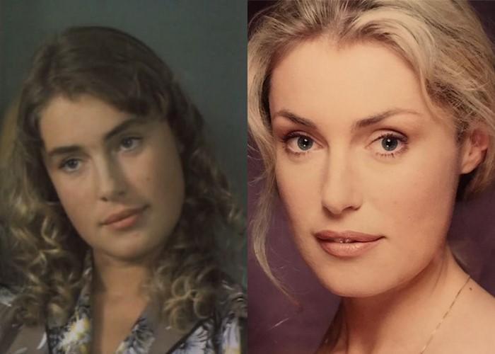 Советские и российские актрисы без актёрского образования - Мария Шукшина