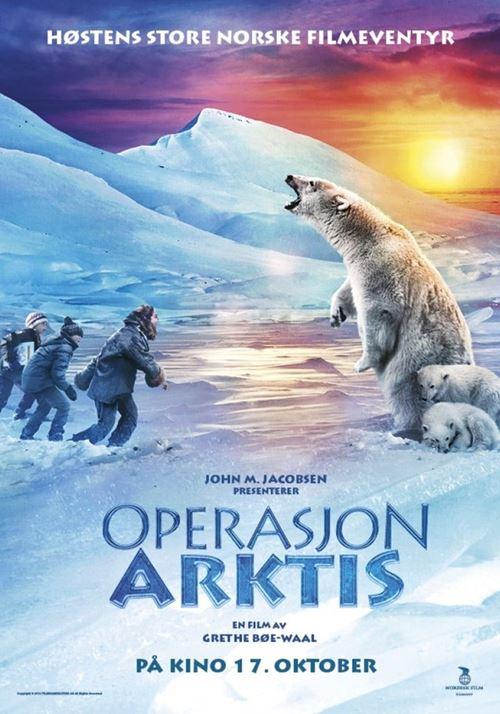 Фильмы фестиваля Финляндии и Норвегии Nordic Way-2018 - «Выжить в Арктике» (Operasjon Arktis)