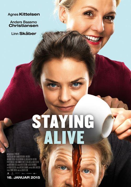 Фильмы фестиваля Финляндии и Норвегии Nordic Way-2018 - «Жизнь продолжается» (Staying Alive)