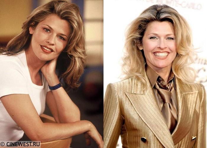 Актёры сериала «Элен и ребята» тогда и сейчас - Линда Лакост (Линда)