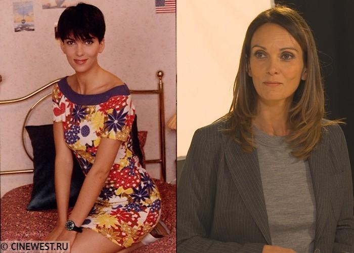 Актёры сериала «Элен и ребята» тогда и сейчас - Кати Андриё (Кати)