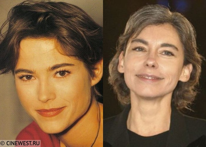 Актёры сериала «Элен и ребята» тогда и сейчас - Карин Лоллишон (Натали)
