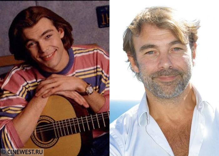 Актёры сериала «Элен и ребята» тогда и сейчас - Патрик Пьюдеба (Николя)
