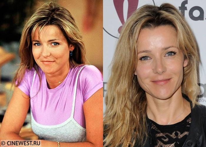 Актёры сериала «Элен и ребята» тогда и сейчас - Лора Гибер (Бенедикт)