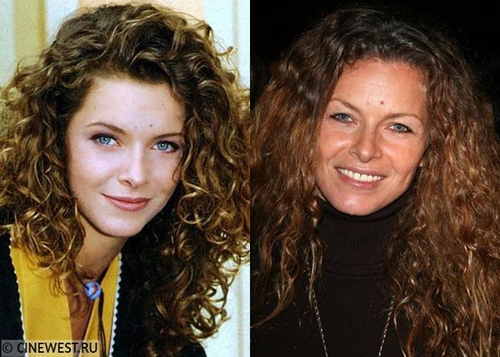 Актёры сериала «Элен и ребята» тогда и сейчас - Мануэла Лопес (Аделина/Мануэла)
