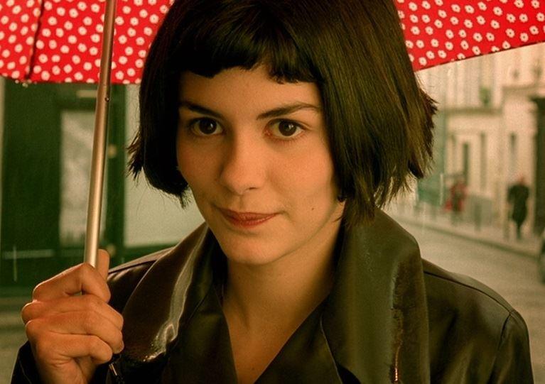 Актрисы, которые могли сыграть Амели - кадр из фильма с Одри Тоту