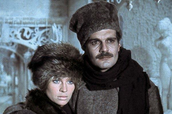 10 экранизаций русской классики, снятых иностранцами - «Доктор Живаго»