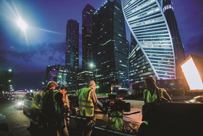 Главы ведущих иностранных кинокомпаний посетят Москву