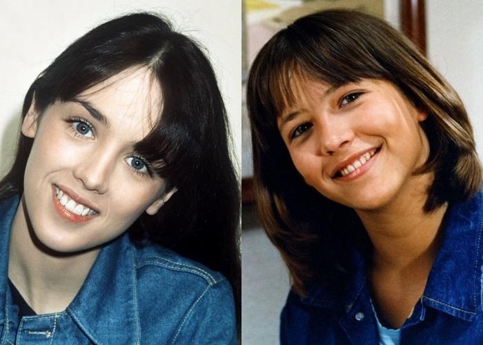 Актрисы, которых часто путают - Софи Марсо и Изабель Аджани