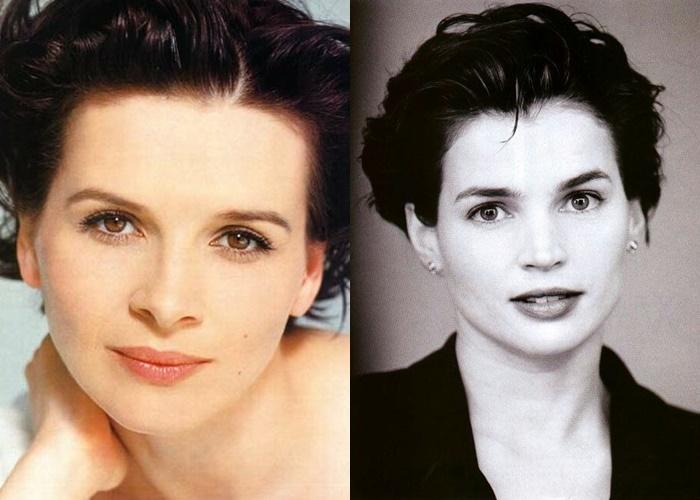 Актрисы, которых часто путают - Жюльет Бинош и Джулия Ормонд