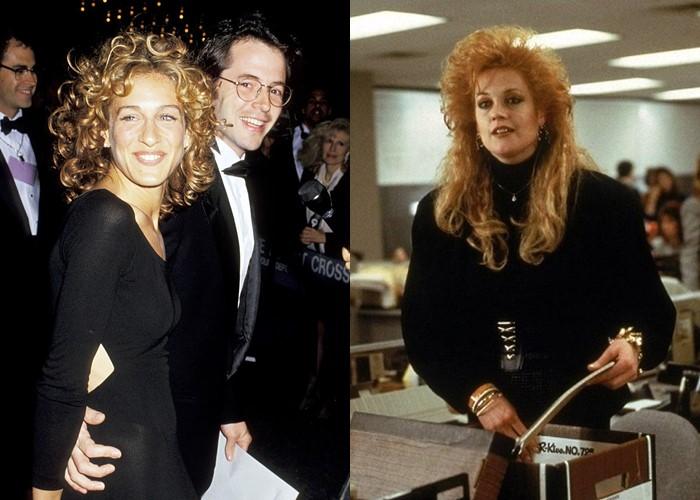 Несыгранные роли: 8 фильмов, в которых могла сняться Сара Джессика Паркер - «Деловая женщина» (1988)