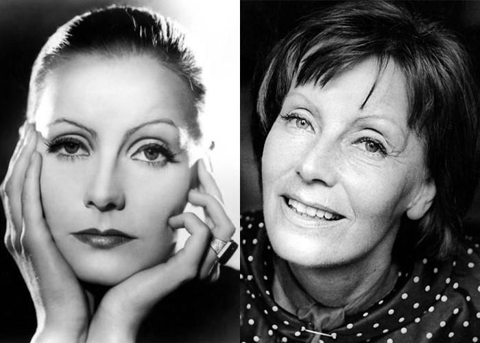 10 легендарных актрис Голливуда в молодости и старости - Грета Гарбо