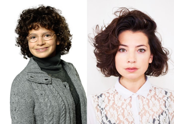 10 актрис сериала «Не родись красивой» в разных странах - Нинке Бейкаузен