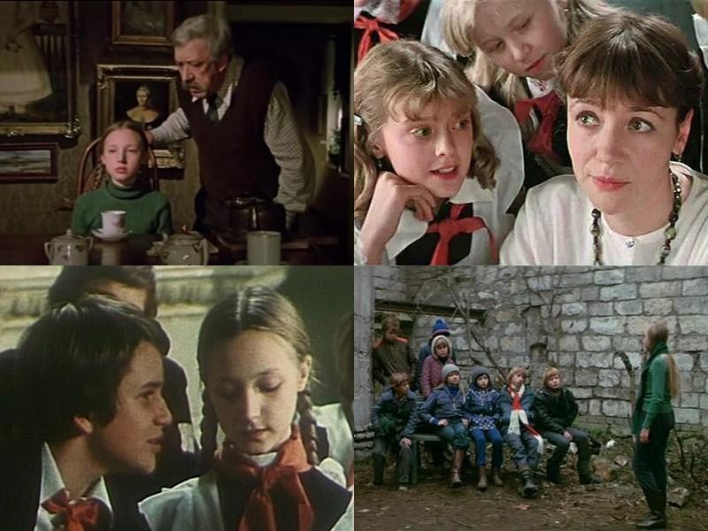 10 фильмов о советских школьниках - «Чучело»