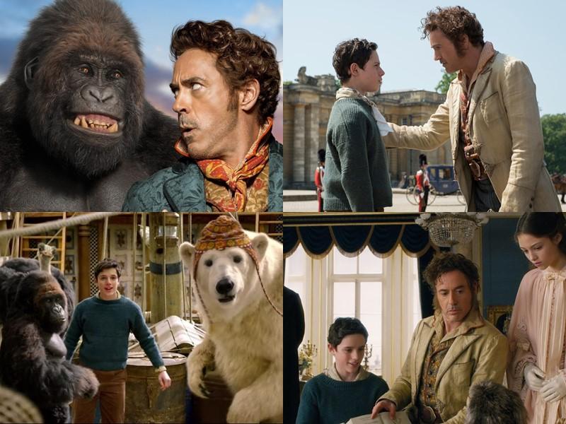 Кинопремьеры-2020: фильмы февраля - «Удивительное путешествие доктора Дулиттла»