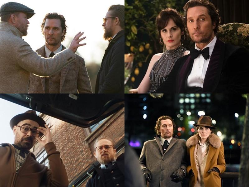 Кинопремьеры-2020: фильмы февраля - «Джентльмены»