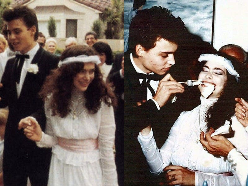 Любимые женщины Джонни Деппа - Лори Энн Эллисон (1983-1985)