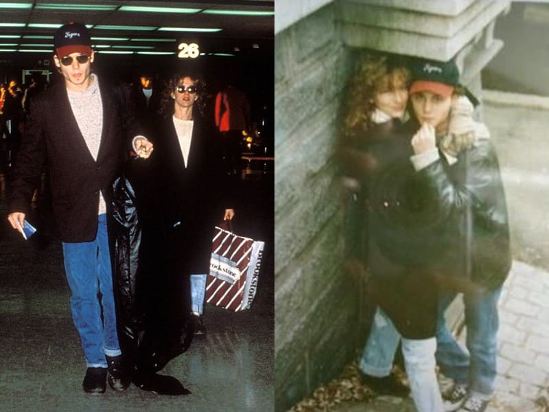 Любимые женщины Джонни Деппа - Дженнифер Грей (1988-1989)